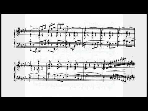Lugansky plays Prokofiev Ten pieces from Romeo and Juliet Op 75 (1/10)
