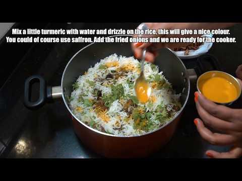 How to Make Lamb Biryani - Lamb Biryani - Mutton Biryani - Lamb Biryani Like a BOSS