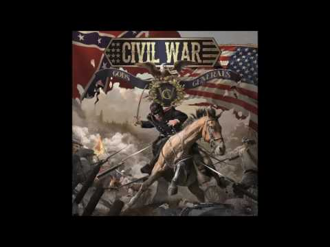 Civil War - Admiral Over The Oceans (Studio Version) / Gods and Generals