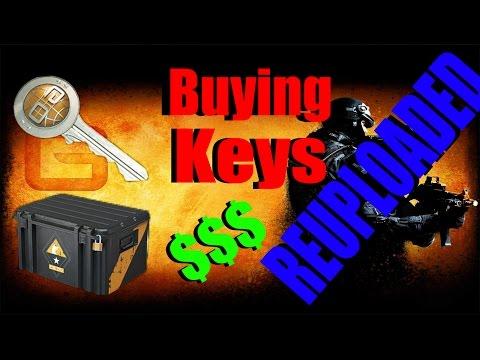 Buying Keys - OneRepublic 'Counting Stars' CS:GO Song Parody REUPLOAD