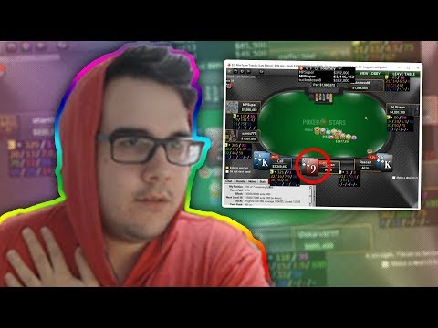 $22 MINI SUPER TUESDAY FINAL TABLE! (on PokerStars)