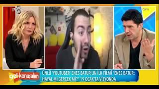 Enes Batur Tv8 Çıktı-Enes Batur Hayal Mi Gerçek Mi?-Fragman Çok Kötü!