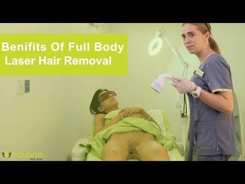 Laser Hair Removal  Body - Top Benefits