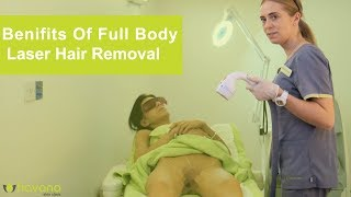 Laser Hair Removal Full Body - Top Benefits