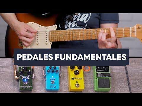 ¿Cómo ajustar los pedales para obtener cualquier sonido REGALO de pedales   Guitarraviva