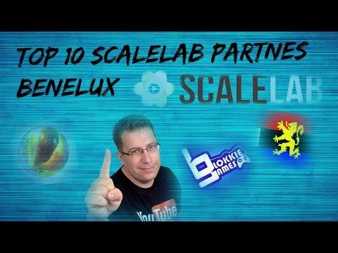 Top 10 Partners Scalelab BeNeLux.