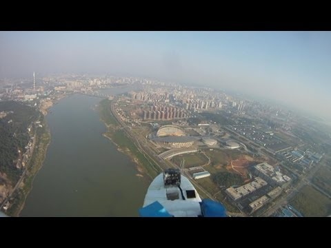 A Sunny Day in Zhuzhou Calm FPV