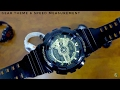 G-Shock GA-110GB series | Glossy GOLD and BLACK color series
