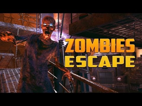 ZOMBIE ESCAPE ★ Call of Duty Zombies