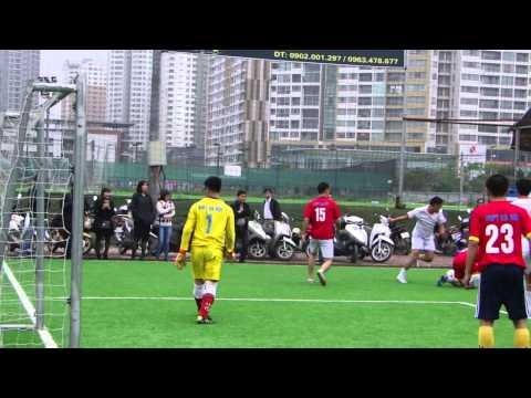 VNPT FC. EK FC , HANOI POST FC , VIETTEL FC, Giải Bóng Đá ngành Thông Tin & Truyền Thông HN 2015