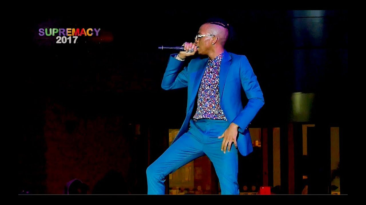 Download TEKNO PERFORMS HIS HITS LIVE AT THE SUPREMACY CONCERT 2017