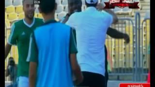 شاهد هدف عالمي لمهاجم الاتحاد السكندري بالكعب في شباك المقاولون العرب 1-0