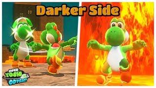 Yoshi VS Darker Side - Super Yoshi Odyssey