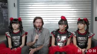 Babymetal interview from Nylon. Full credit to Nylon.com. http://ww...