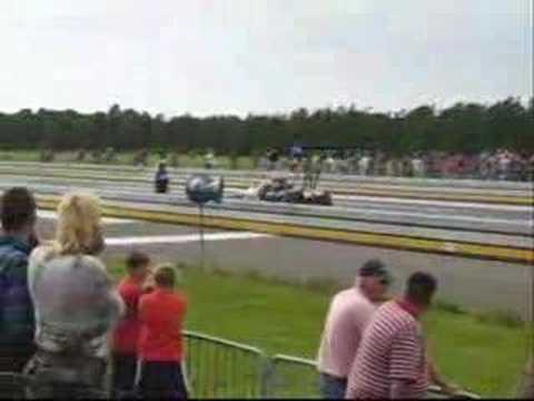 6000 Bhp Dragrace in Drachten