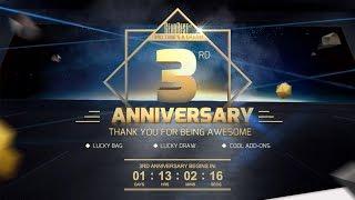 Grandes OFERTAS por el 3 Aniversario GearBest
