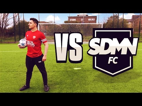 ROAD TO THE SIDEMEN FOOTBALL MATCH #EP1