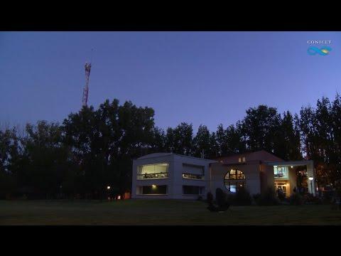 el cielo a sus pies: observatorio de rayos cosmicos pierre auger