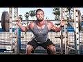 The Muscle Beach Leg Workout | Gavin Matthews