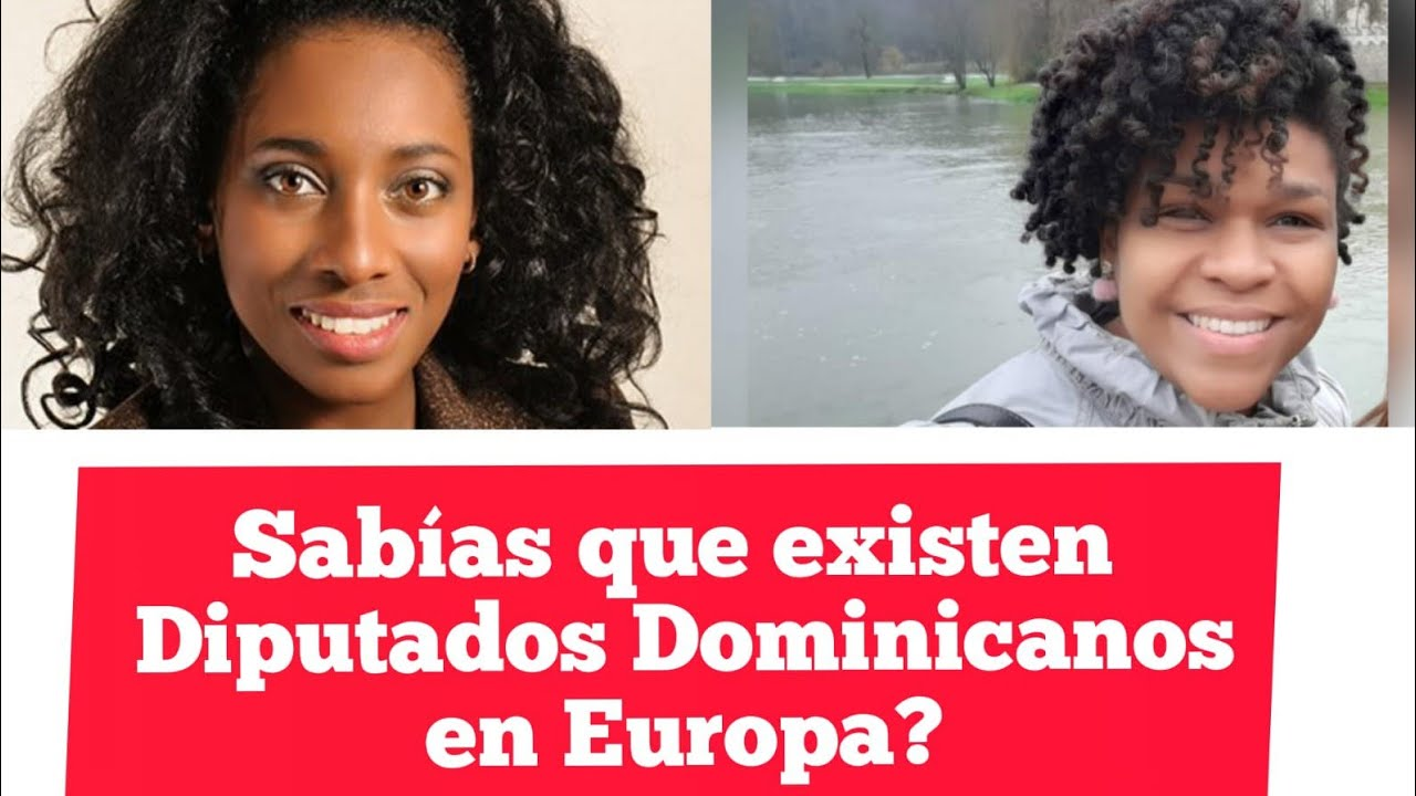 Clara Fabián// Dominicana candidata a Diputada de Ultramar Europa/