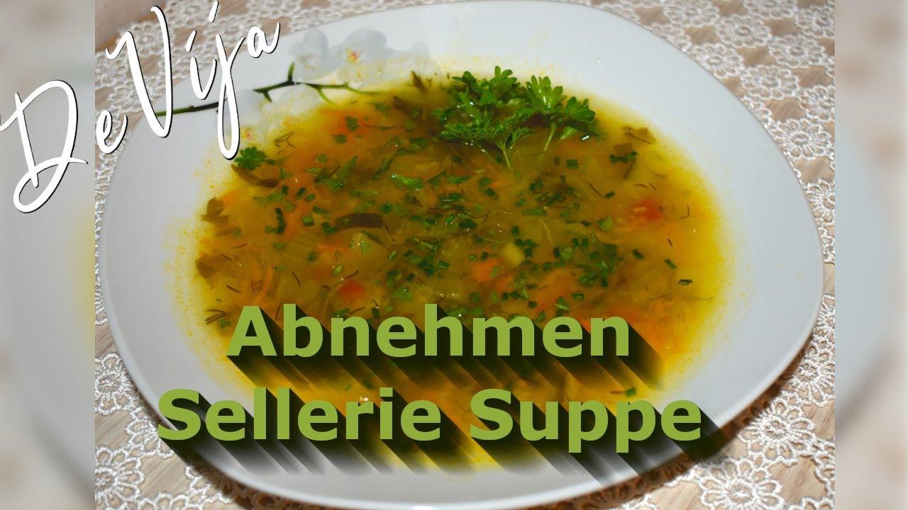 Rezepte zum Abnehmen von Sellerie 20