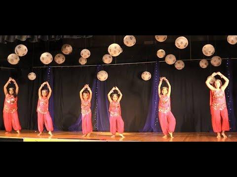 Baahubali Baha Kilikki kids/girls group dance performance mix - PICA 2017