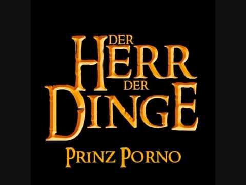 Prinz Pi - Der Herr der Dinge - Das singende Schwert