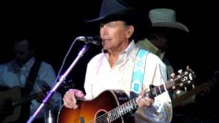 George Strait - Leave You With A Smile