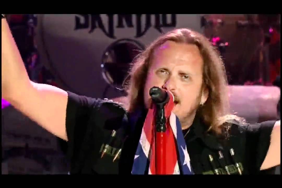 Only putting this video on for entertainment!!!lyrics,big wheels keep on turning carry me home to see m. Lynyrd Skynyrd Sweet Home Alabama Official Live Video Hd Youtube