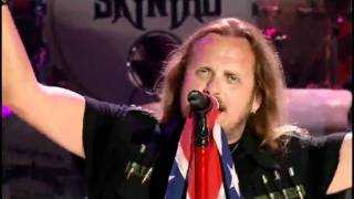 Lynyrd    Skynyrd     --    Sweet     Home    Alabama  [[  Official   Live  Video  ]]  HD