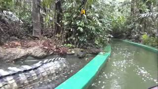 River Safari Ride- Safari World - Bangkok