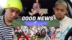 MAC MILLER - GOOD NEWS   REACTION REVIEW