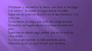 sigue sin mi!! Miriam Hernandez y Marco Antonio Solis