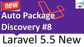 Laravel 5.5 New Features - Auto Package Discovery #8