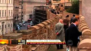 Papal security: New and old measures keep pope safe
