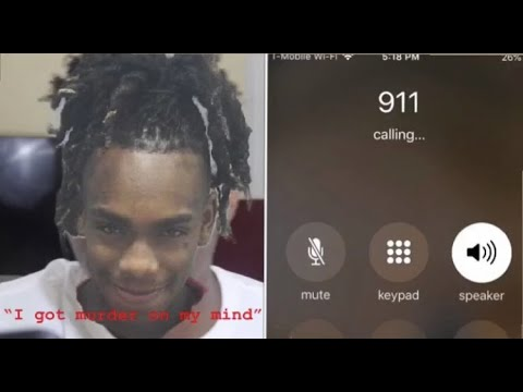 """Calling The Cops Singing """"murder On My Mind"""" By YNW MELLY (PRANK) !!(gone Wrong)"""