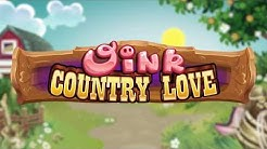 Oink Country Love Online Slot Promo