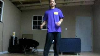 House Dance Tutorial - Loose Legs