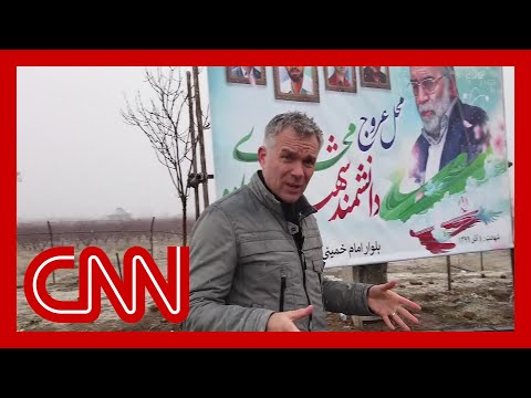 See What CNN Reporter Found At Iran Assassination Site
