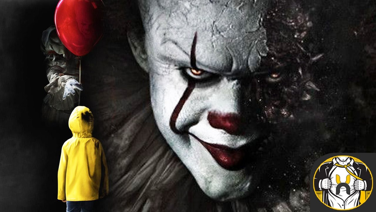 2017 Movie Posters: Stephen King's IT (2017) Teaser Poster & Sneak Peek