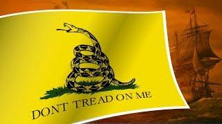 Gadsden Flag: The Original Rebel Flag