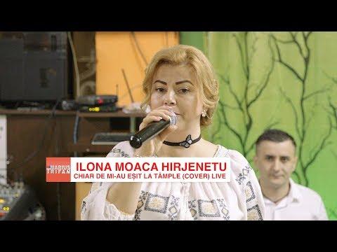Ilona Moaca Hirjenetu si Formatia Armonic Grup - Chiar de mi-au iesit la tample (cover) 2018 LIVE