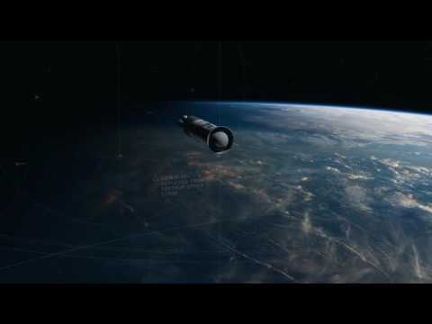 NASA\'s OSIRIS-REx Mission Trailer