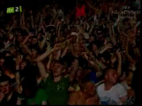 basement jaxx where 39 s your head at live youtube