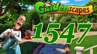 GardenScapes level 1547