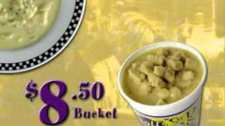 "Kroll's Diner  ""knoephla"""