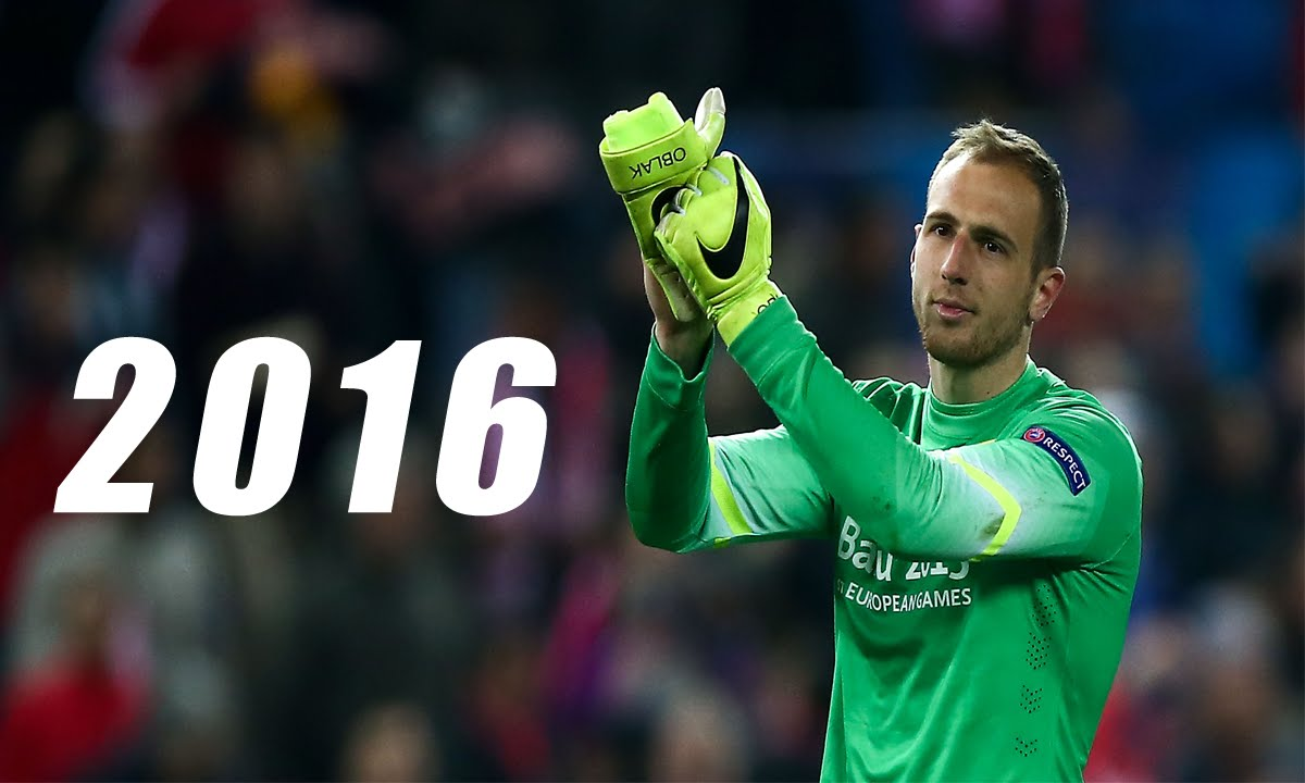 Jan Oblak Best Saves 2016 ○ Amazing Saves Show ○ HD