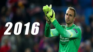 Jan Oblak - Best Saves 2016 ● Amazing Saves Show ● HD