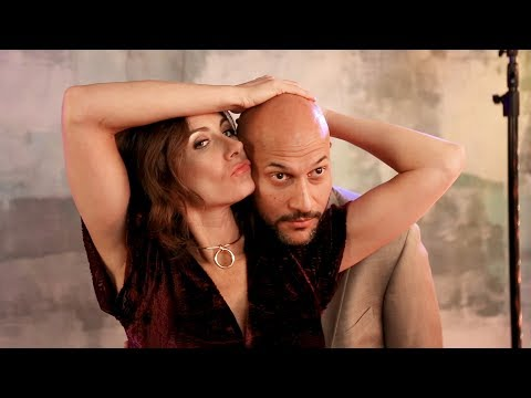 Laugh with METEOR ER's Laura Benanti & KeeganMichael Key at This Glam Photo Shoot