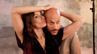 Laugh with METEOR SHOWER's Laura Benanti & Keegan-Michael Key at This Glam Photo Shoot